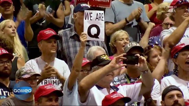 Wer steckt hinter Q?