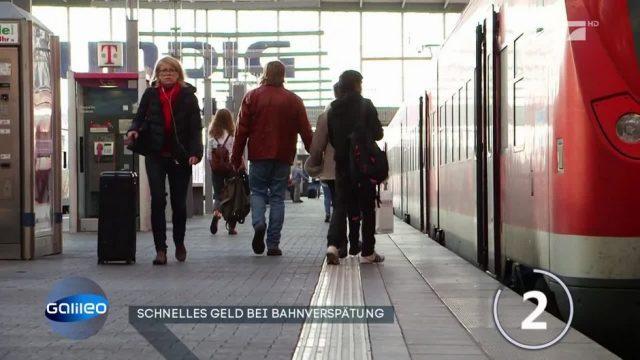Bahn-Buddy-App: Ab 60 Minuten Verspätung gibt es Geld zurück