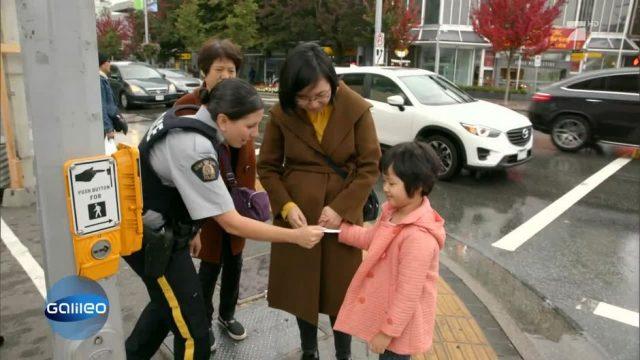 Belohnen statt bestrafen: So arbeitet die Polizei in Kanada