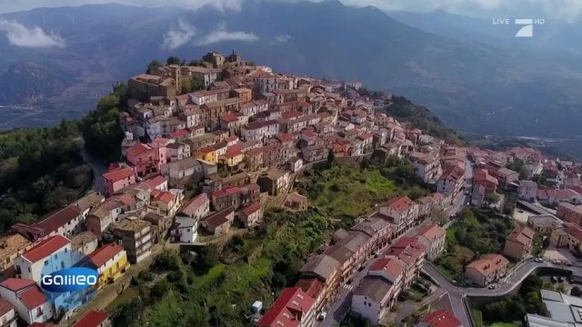Colobraro: Das Geisterdorf Italiens