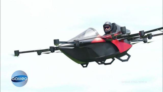 Der Drohnen-Mann