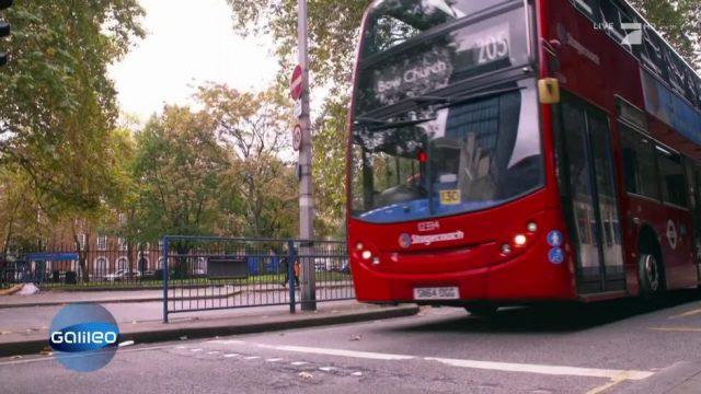 Fake News? Busse in England fahren mit Kaffeesatz