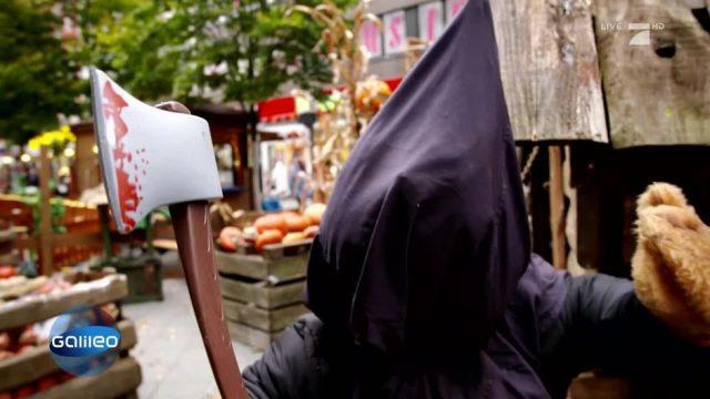 Halloween-Kostümierung: Macht man sich mit Spielzeug-Waffen strafbar?