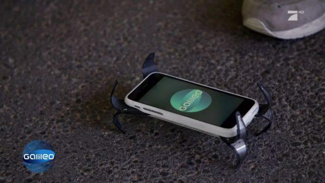 Handy Airbag: Wirklich nie wieder kaputte Smartphone-Displays?