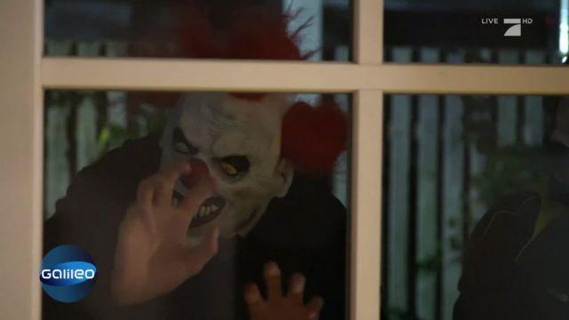Ist erschrecken an Halloween erlaubt oder eine Straftat?