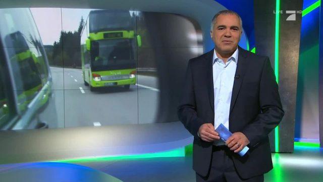 Montag: Flixbus: Die Erfolgsstory der grünen Busse