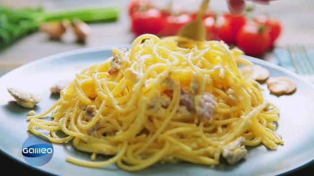 Spaghetti Carbonara Check