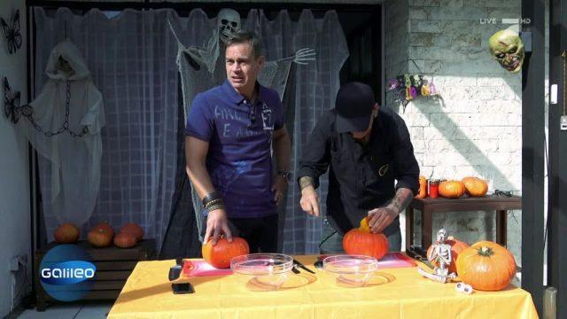 Taugen diese Lastminute-Hacks fürs Halloween-Dinner?