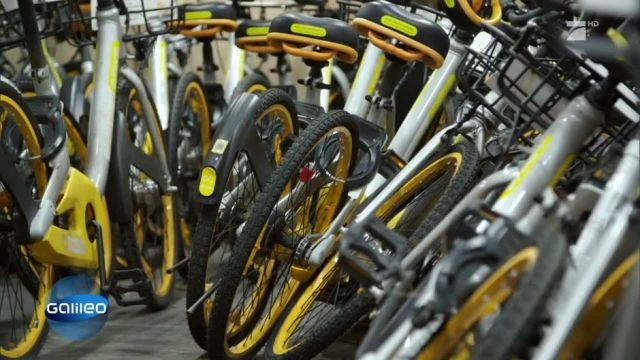 Wie geht es weiter mit den O-Bikes?
