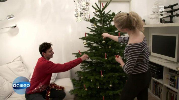 Bis Wann Bleibt Der Weihnachtsbaum Stehen.Weihnachtsbaum Galileo Tv Das Online Wissensmagazin