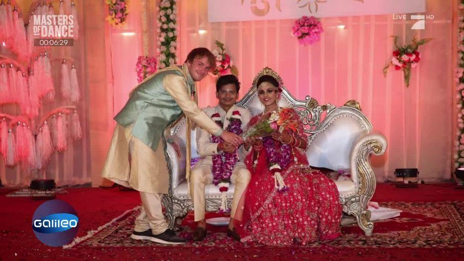 Als Fremder zu Gast auf einer indischen Hochzeit