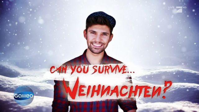 Can you survive? Weihnachten