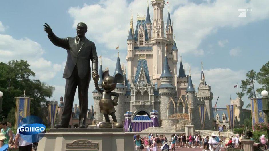 Die fünf magischen Geheimnisse von Walt Disney