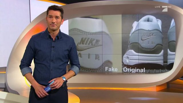 Montag: In der Stadt der Schuh-Fakes: So erkennt ihr gefälschte Sneaker