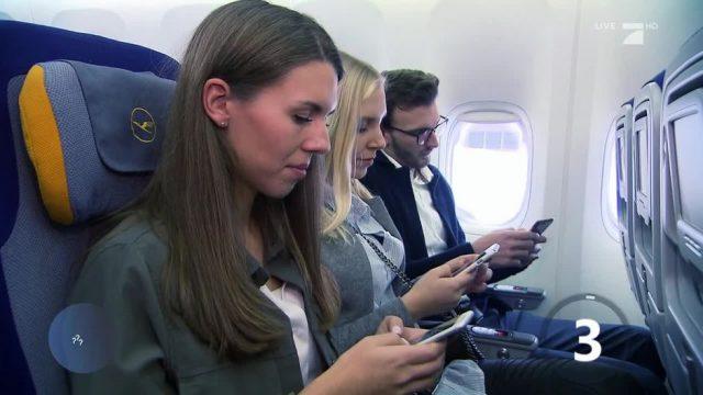Kostenfalle: Handy-Roaming im Flugzeug
