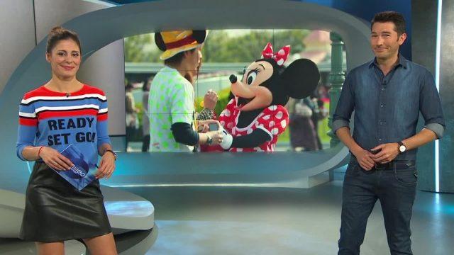 Samstag: Das Disney-Imperium