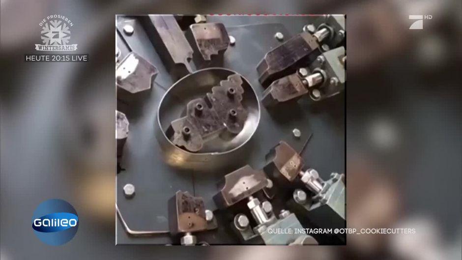 Was wird hier denn hergestellt?