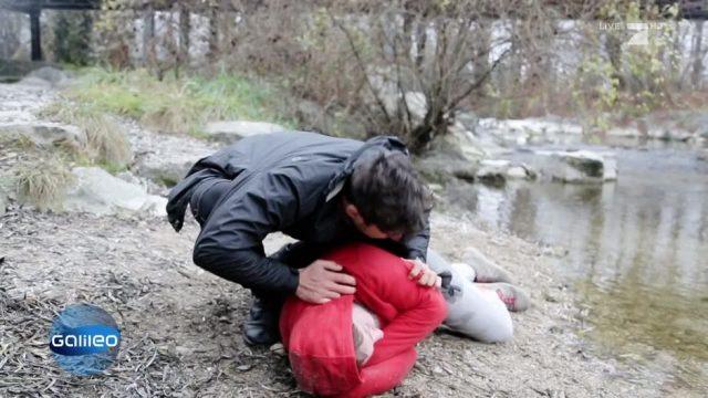 Can you help survive: Kennst du lebensrettende Handgriffe?