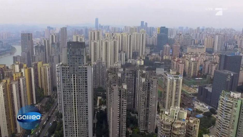 Groste Stadt Der Welt