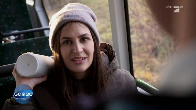 Darf der Busfahrer einen Fahrgast bei Störung aus dem Bus werfen?