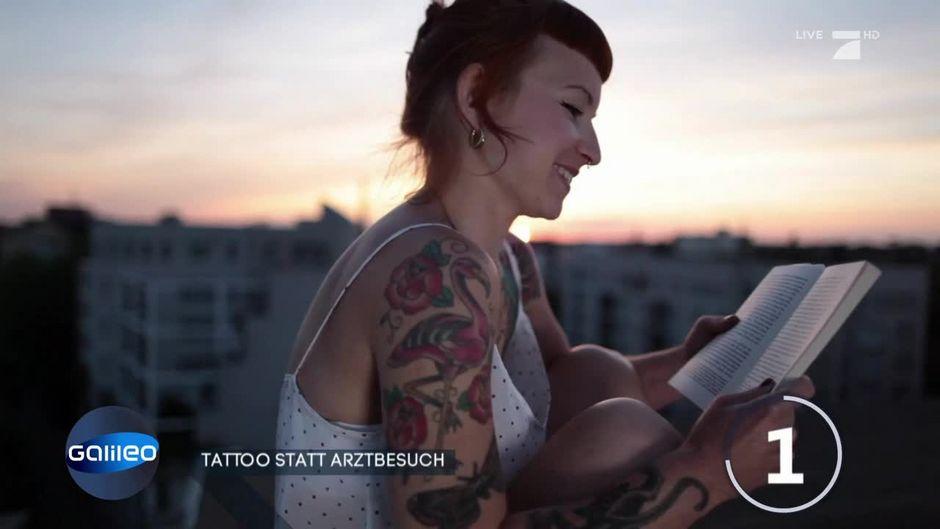 Diese Tattoos können Leben retten