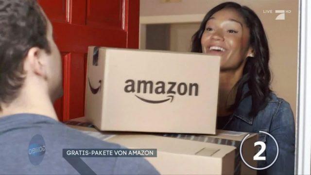 Gratis-Paket von Amazon - das steckt dahinter!
