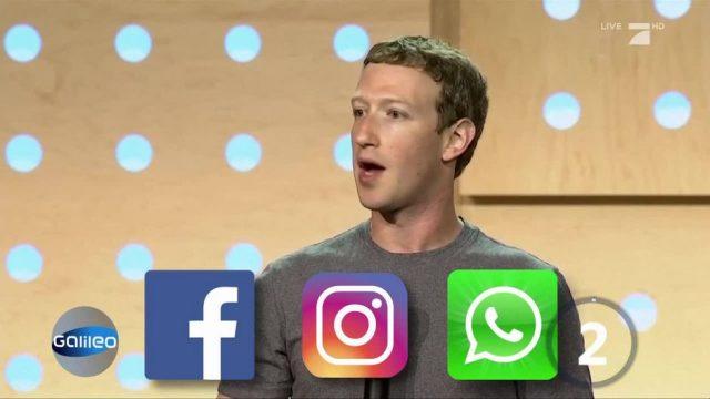 Zuckerberg will Facebook mit Instagram und WhatsApp fusionieren