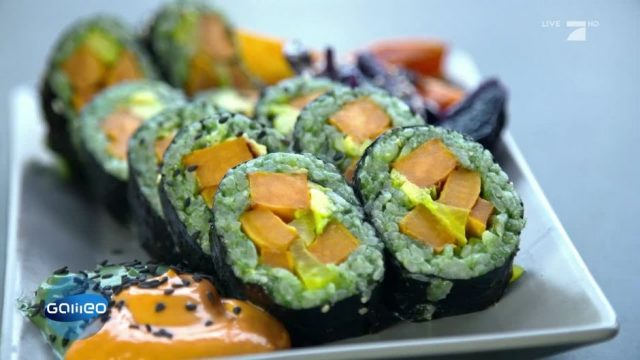 Kimbap: Wie schmeckt das koreanische Sushi?