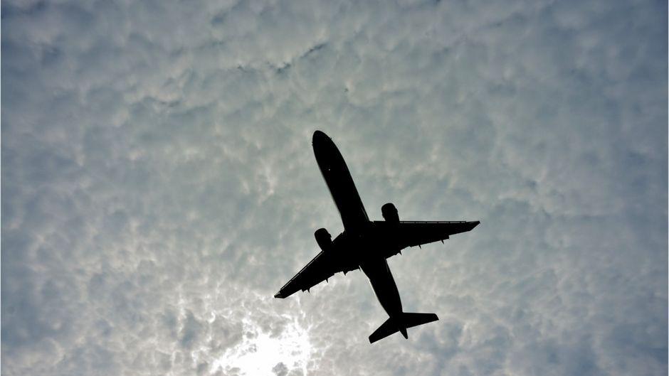 Clip der Woche: Vom Flugzeug in den Supermarkt