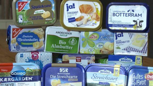 Buttersorten im Check: Welche ist die beste?