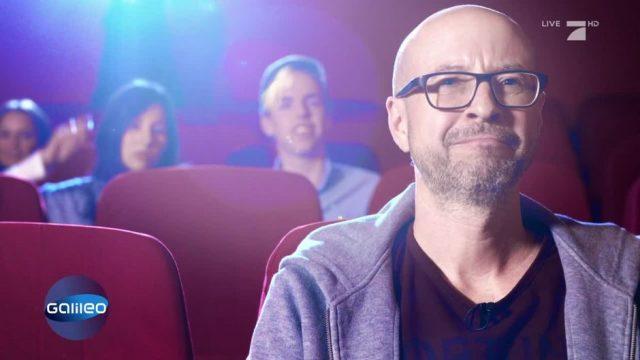 Darf man sich im Kino einfach umsetzen?
