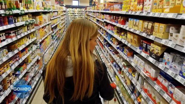 Das Sofa-Quiz rund ums Supermarkt-Shopping