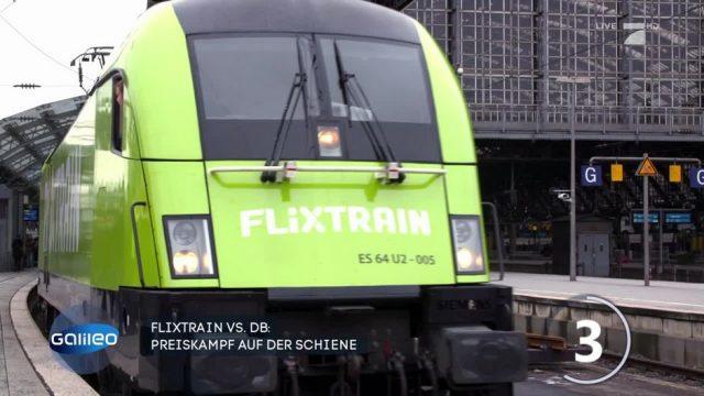 Flixtrain bietet neue Strecke an zu Billigpreisen