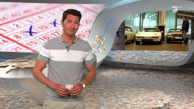 Montag: Luxus & Lebenswandel: 10 Fragen an einen Lotterie-Millionär