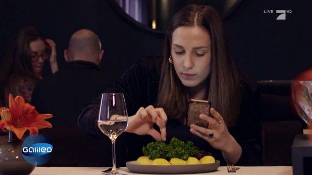Ist es erlaubt, sein Essen im Restaurant zu fotografieren und das zu posten?