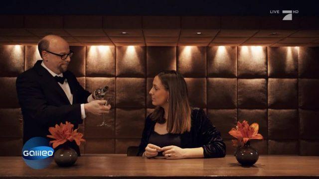 Kann man bestellten Wein im Restaurant zurückgeben?