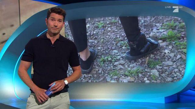 Montag: Fragwürdige Erziehungsmethode: Fußfesseln für Teenager in den USA