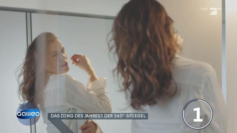 Nie wieder Klamotten-Fehlkäufe dank diesem Spiegel