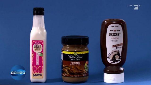 Null-Kalorien-Produkte: Können sie mit dem Original mithalten?