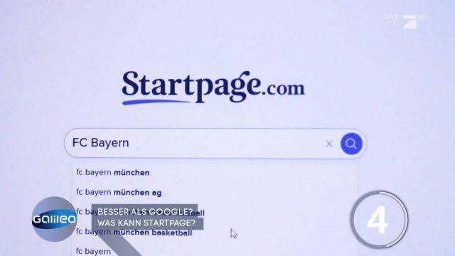 Startpage: Was kann die Suchmaschine?