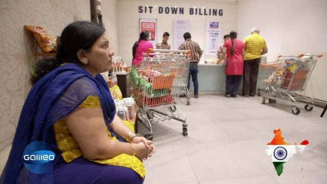 Supermarkt weltweit: So wird in Indien und Estland eingekauft
