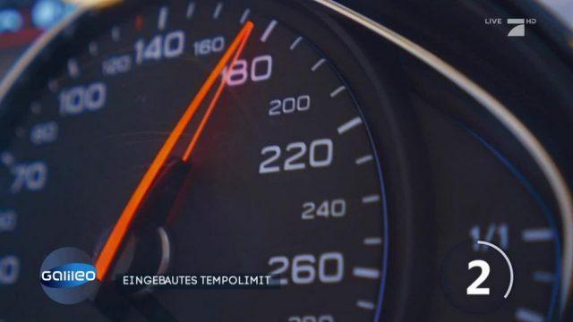 Volvo produziert Autos mit eingebautem Tempolimit