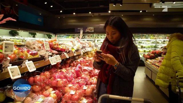 China: Komfortabel einkaufen