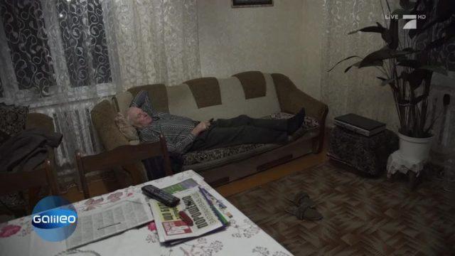 Fake News: Ist dieser Mann schon seit 34 Jahren wach?