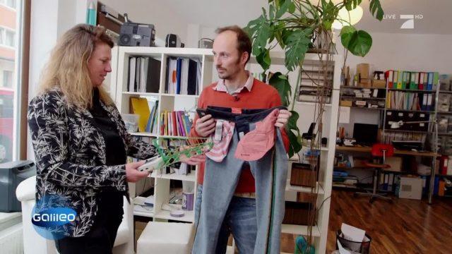 Fake-News: Jeans gegen Handy-Strahlung