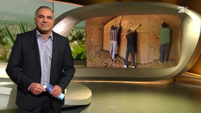 Montag: Bei den Höhlenmenschen Andalusiens