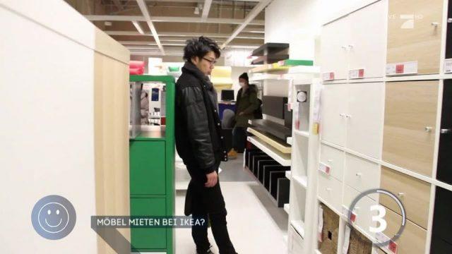 IKEA: Möbel mieten