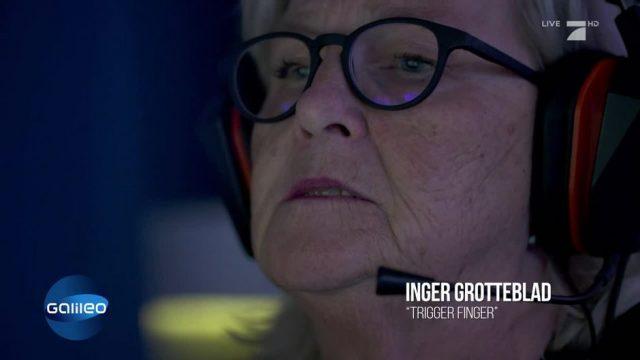 Kurioses Doppelleben: Großmutter und Profi-Gamerin