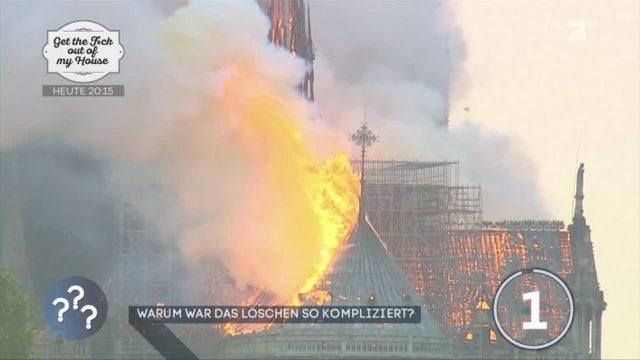 Notre-Dame: Warum war das Löschen so kompliziert?