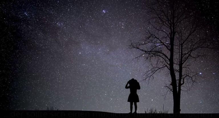 Sternschnuppen Regen Lyriden Erhellen Bis 25 April Nachthimmel